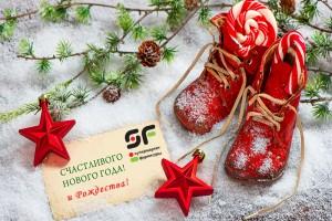 Поздравляем Вас со светлыми и радостными зимними праздниками!