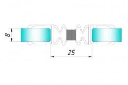 SF-215 Уплотнитель магнитный