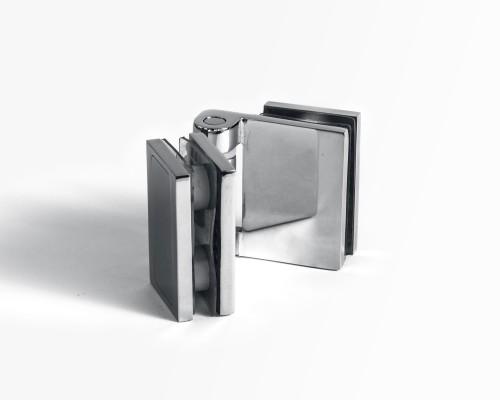 SF-8500L-28 Петля стекло-стекло 180град без фиксации, CP