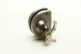 SF-009А Замок накладной ключ-барашек с ответной частью к стене