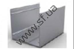 Профиль для установки в пол алюминиевый 50-6557
