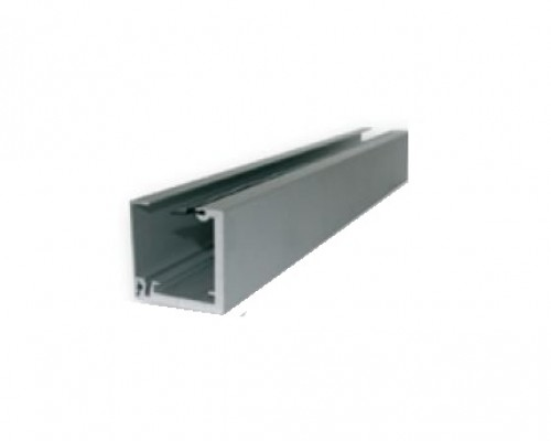 4-502, 4-503 Направляючий рельс для монтажу до стелі (4-502) або до стіни (4-503)