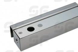 02ZJ-SF ответная часть на стекло под электромагнитный замок