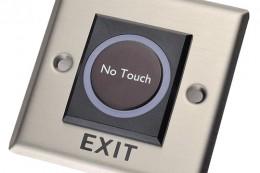 08KG-SF бесконтактная кнопка выхода