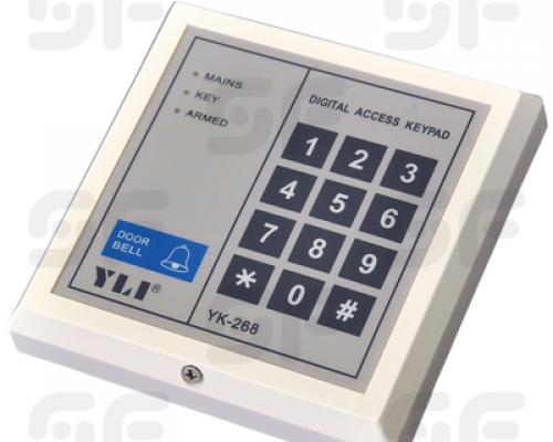 05DK-SF считыватель карт с кодовой клавиатурой