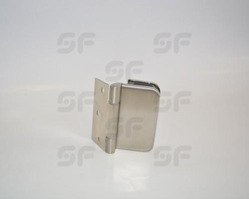 4071-4 Петля с пластиной, CG