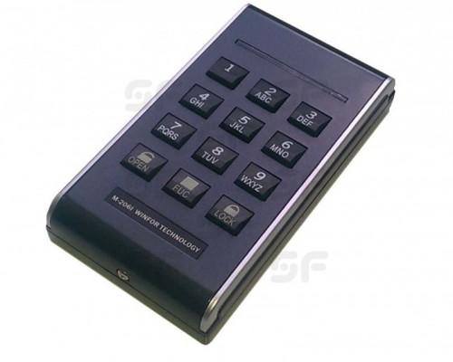 206W-KBB Беспроводная клавиатура доступа