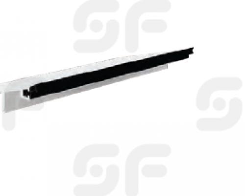 Крышка декоративная алюминиевая, 62 мм  50-6772