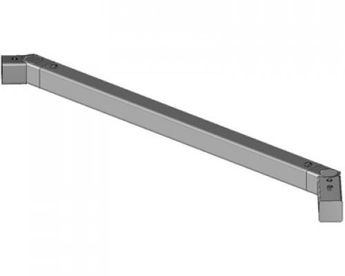 5F20 Штанга стена-стекло под 45град. 350мм., 15