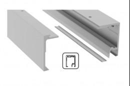 SV-X110 Направляюча в стіну + фіксована стулка, 110 кг