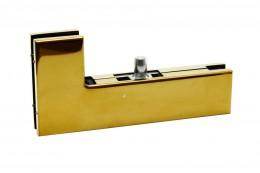 SF-140 Фитинг угловой с осью, GOLD