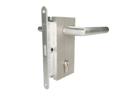 Магнітний замок під ключ для алюмінієвої рами