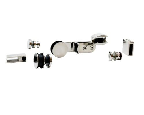 SF-230-1 Комплект раздвижной фурнитуры для душевых кабин