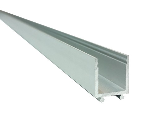 SF-C01-12 Профиль для неподвижной панели Soft Close