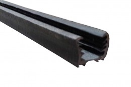 5075 АК Уплотнитель на поручень SF-6540 под стекло 12 мм