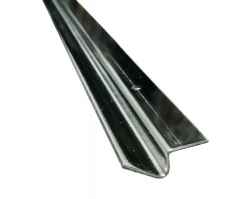 8P ответная планка под магнитный уплотнитель, L=2.5m
