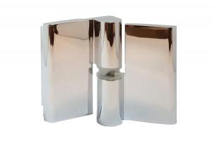 8411NR Петля стекло-стекло без фиксации правая, 14