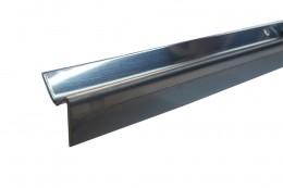 8PІ-132 Ответная планка для магнитного уплотнителя в стену, L=2.2m