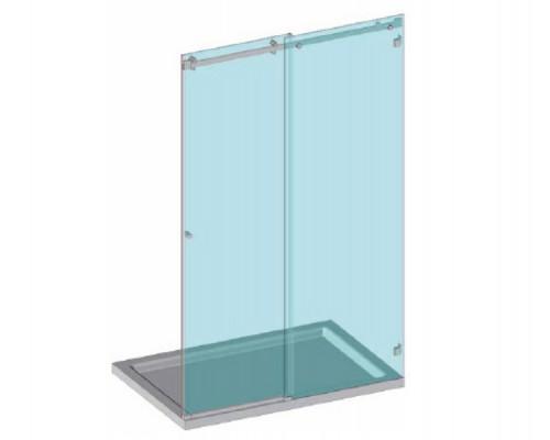 BZQ3 Комплект для разсувної душової кабіни 1200-1800мм.