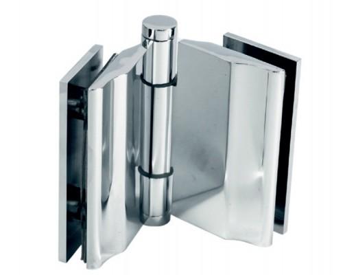 SF-560 Петля стекло-стекло 180град без фиксации
