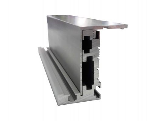 Коробка интерьерная Z-образная с накладкой