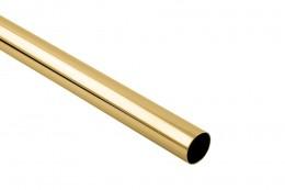 Труба диам. 19 мм.-GOLD